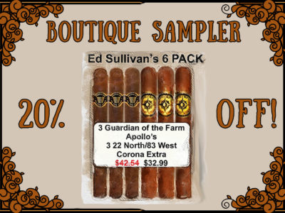 Discount Sampler Pack Featuring Guardian of the Farm