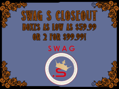 Swag S Closeout